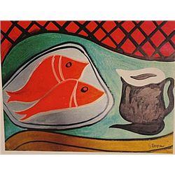 Georges Braque - Nature Morte