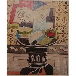 Georges Braque - Nature Morte