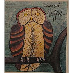 Bernard Buffet - Owl