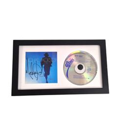 "Michael Jackson Autographed ""Smooth Criminal"" CD"