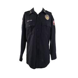 Virtuosity LAPD Shirt Movie Costumes