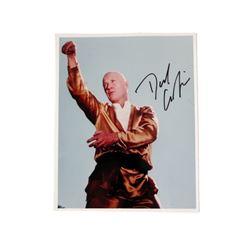 "David Carradine As Kwai Chang Caine ""Kung Fu"" Signed Photo"