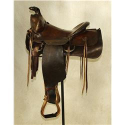 King Ranch Saddle