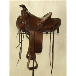 Porter Kids Saddle