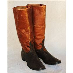 Early Cowboy Boots
