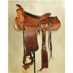 MacPherson Trophy Saddle