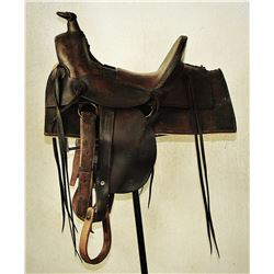 Isaac Cherry Childs Saddle