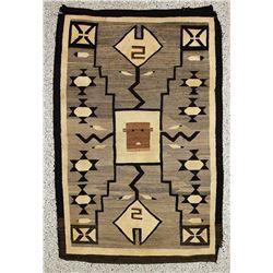 Navajo Pictorial Story Weaving