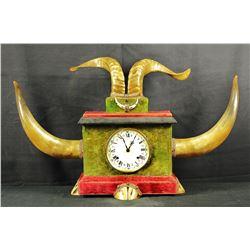 Fabulous Horn Clock