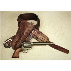 Al Furstnow Gun Rig w/ Colt Single Action