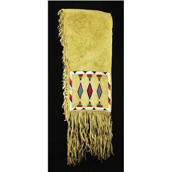 Blackfoot Beaded Saddlebags