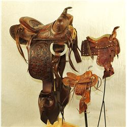 Salesman's Sample Size Saddles