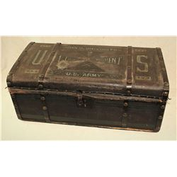 John Chivington's Military Trunk