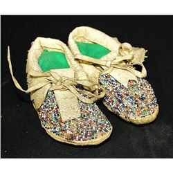 Childs Sioux Moccasins