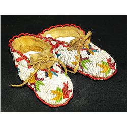 Ceremonial Childs Moccasins