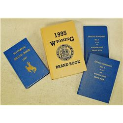 Wyoming Brand Books