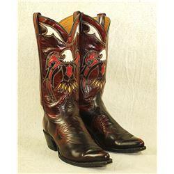Figural Cowboy Boots