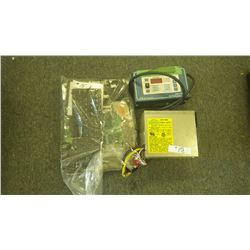 Comptex switching power supply 115 volt - 220 amp - 20 amp and printed circuit boards