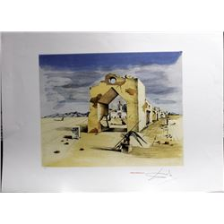 Signed Limited Edition Salvador Dali