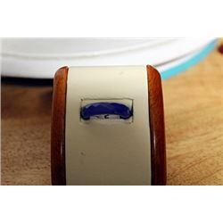 BEAUTIFUL UNISEX NATURAL JADE RING