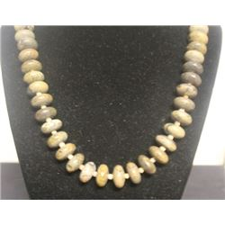 Gorgeous Puka Shell Necklace (23ZF)