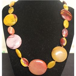 Beautiful Quartz Necklace (68ZF)