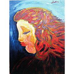 Chaime Soutine - Ms Ana 1933 Oil