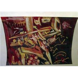Robert Matta - Improvisation Watercolor