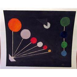 Lolo Soldevilla - Composition Watercolor