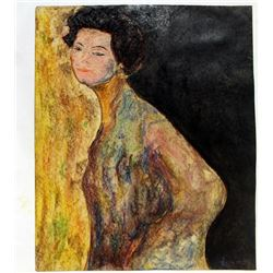 Gustav Klimt - Untitled