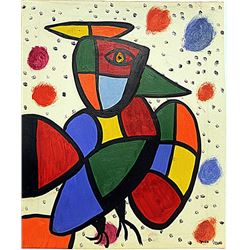 Joan Miro - The Bird