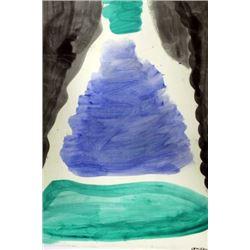 Liberty - Andre Lanskoy - Oil On Paper