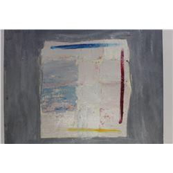 Window - Jean Fautrier - Oil On paper