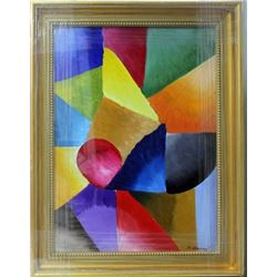 Signed Robert Delaunay
