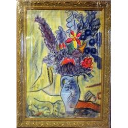 Signed Louis Valtat