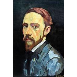 Signed E. Vuillard