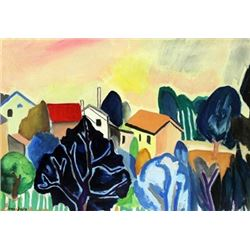 Signed Jean Dufy