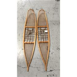 Hand Made  Alaskan Snowshoes