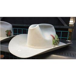 Resistol Diamond Horseshoe Cowboy Hat