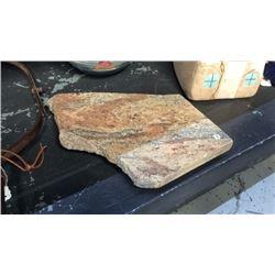 Polished Granite Display Slab