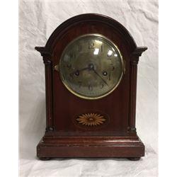 Inlaid Mantel Clock