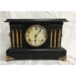 Gilbert Mantel Clock With Columns