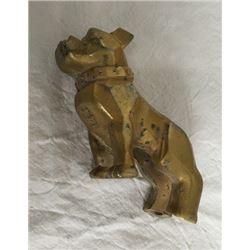 Bull Dog Hood Ornament