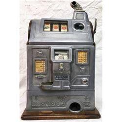 Bull Durham 5 Cent Slot Machine