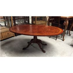 Maitland Smith Pedestal Table