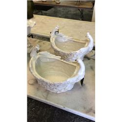 Pair Ardley Hall Planters
