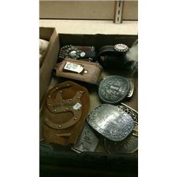 Belt Buckles and Phone Cases