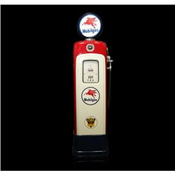 Vintage Mobilgas Martin & Schwartz Gas Pump