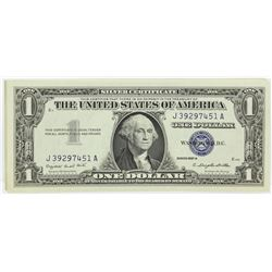 (50) Consecutive 1957A $1 Silver Certificate Notes