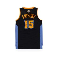 Denver Nuggets Carmelo Anthony Autographed Jersey